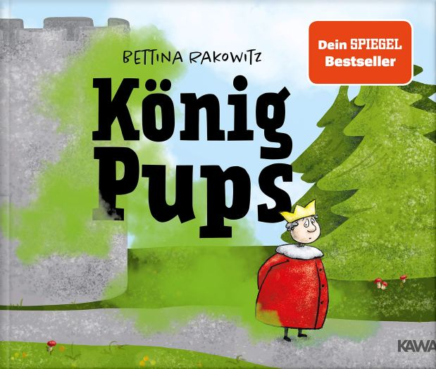 Rezension: Bettina Rakowitz: König Pups