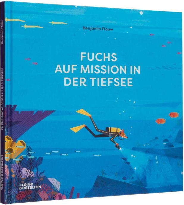 Benjamin Flouw: Fuchs auf Mission in der Tiefsee