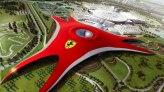 Ferrari World exterior