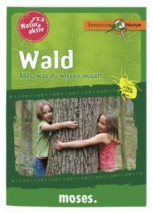 Ein Nikolausgeschenk für kleine Waldforscher kommt vom Moses-Verlag und kostet nur 2,95 Euro. Foto (c) moses Verlag