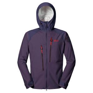 MIt dem Exolight Texapore Jacket zeigen sich Jack Wolfskin Softshell Jacken von der innovativen Seite. Foto (c) Jack Wolfskin