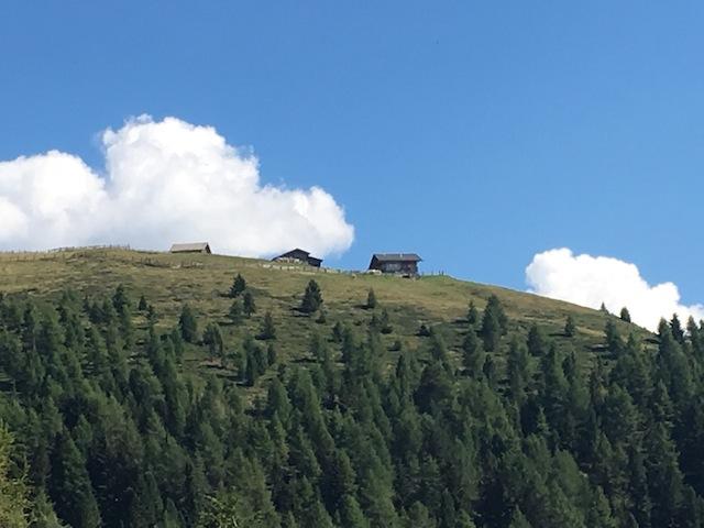 In einer Berghütte zu übernachten ist für die Outdoorkids ein Abenteuer. foto (c) kinderoutdoor.de
