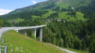 Über sieben Brücken.....nicht gehen, sondern abseilen. Kinder und Erwachsene die sich das trauten, sind schwer zu erschrecken. foto (c) kinderoutdoor.de