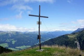 Auch über 2.000 Meter hoch ist der Gipfel vom Gamskopf bei Liesing. foto (c) kinderoutdoor.de