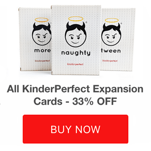 all kinderperfect cards sale