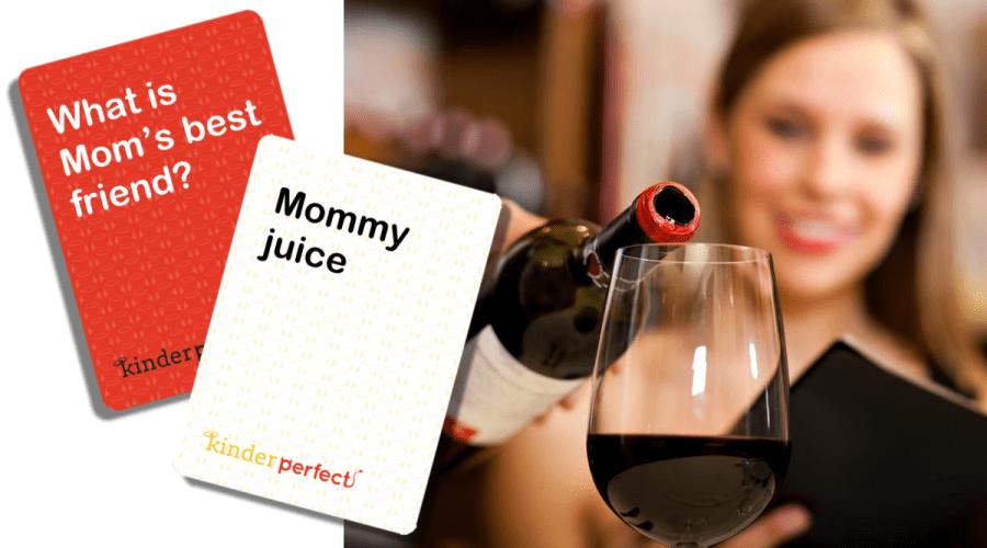 mommy juice wine