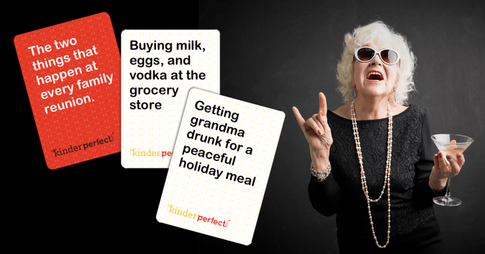grandma cards against humanity