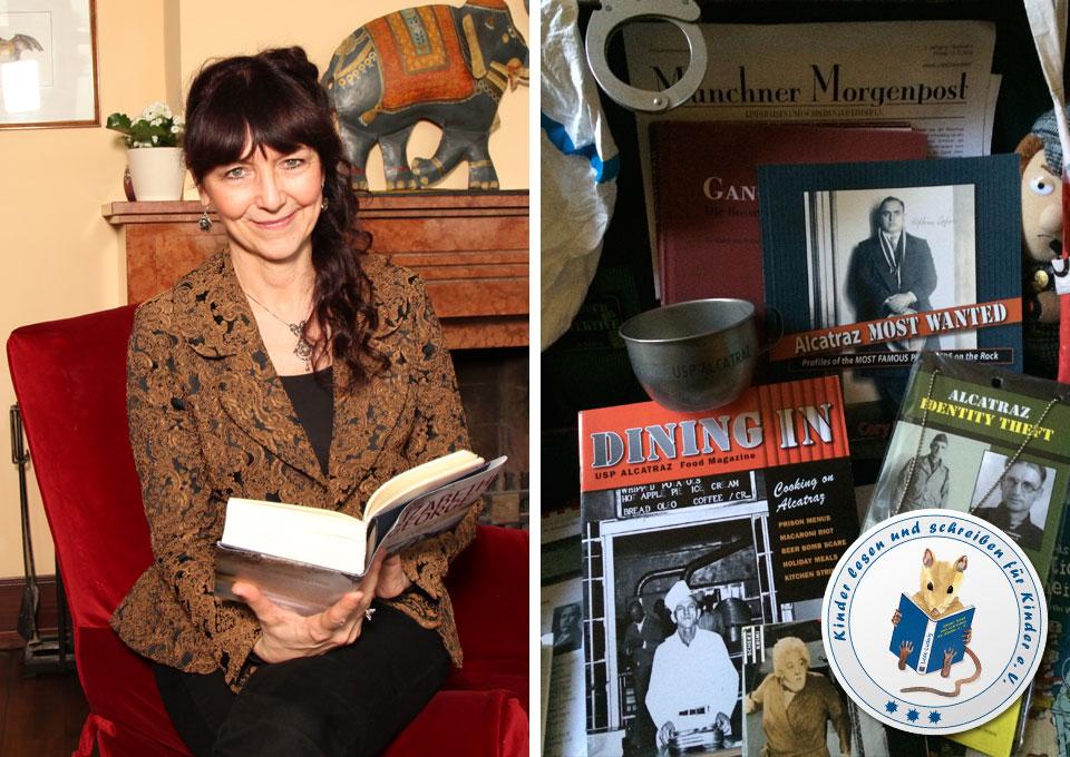 Gitta Gitzman und der geheimnisvolle Krimikoffer