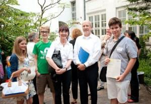 Münchner Stadtwettbewerb 2. Platz 2012