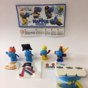 bpz! Kinder surprise egg complete set NEW 2017 Finding Dory Disney 8 toys