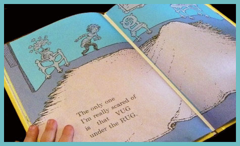 Top Traumafessions :: Reader Carly on Dr. Suess & Horrible Histories ML87