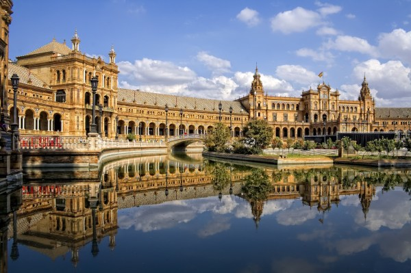 Advice Travelling Seville Spain With Baby
