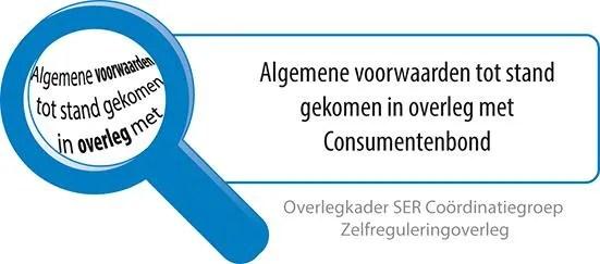 Webshop keurmerk Consumentenbond