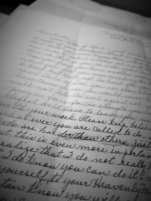 Dona Letter