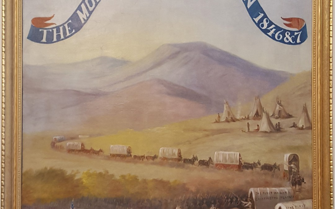 Solving Archival Challenges for the Mormon Battalion Association