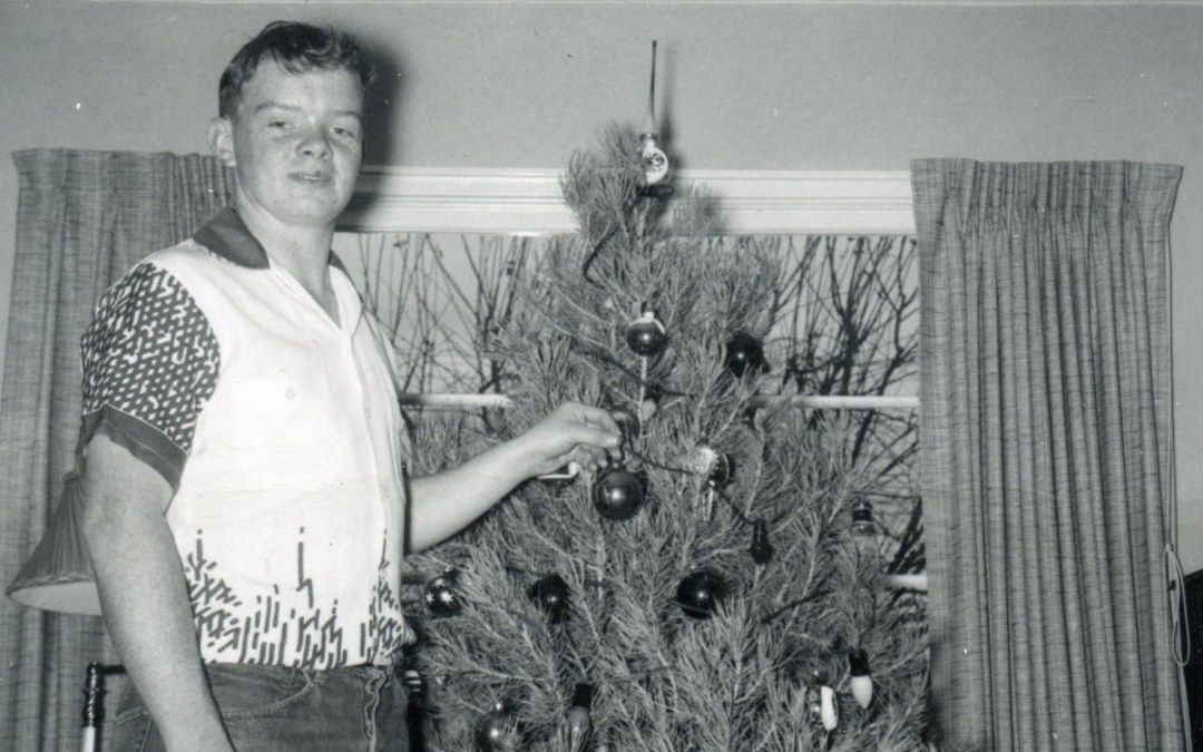 Of Sleds, Slingshots, and Bicycles: the Memories of Christmas Past
