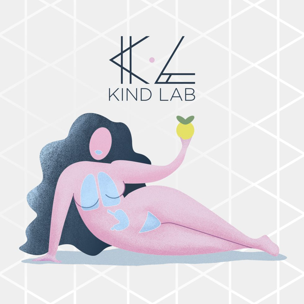Kind Lab Goddess Logo
