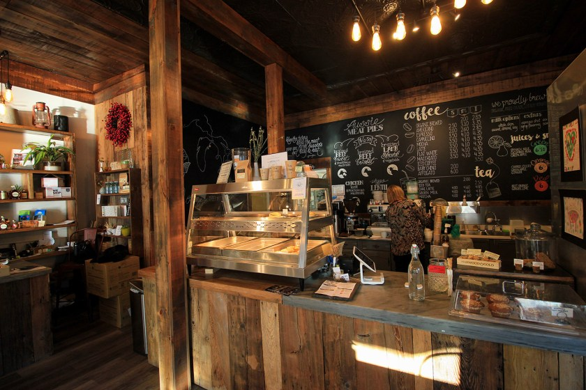 Cafes in Charlevoix
