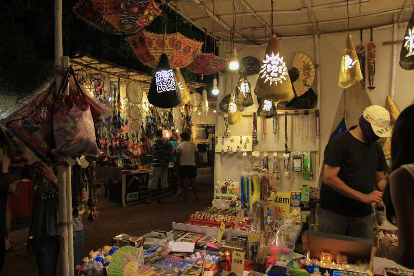 Night Market Anjuna