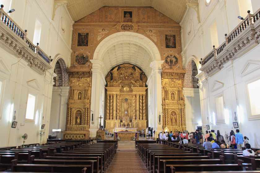 St. Francis Xavier Church, Goa