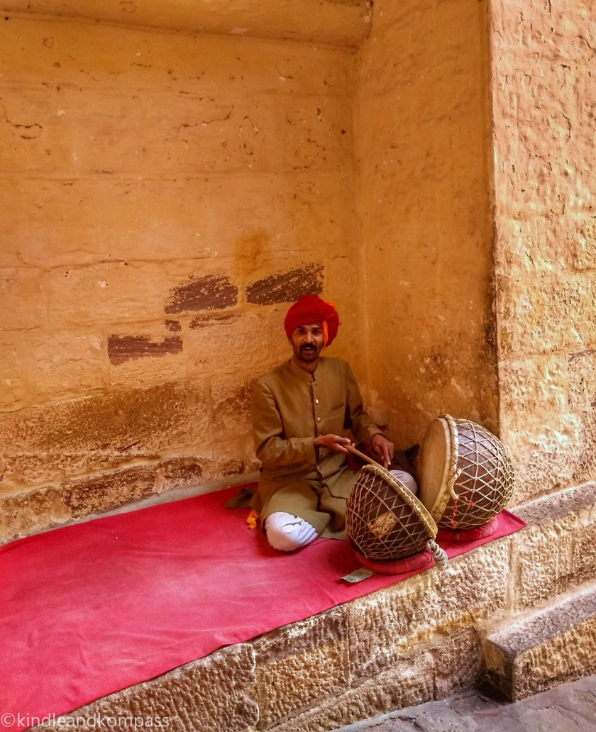 Rajasthan folk music