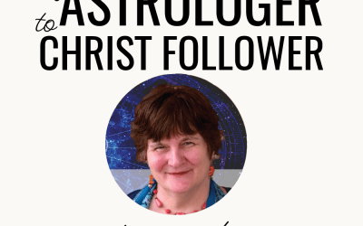 From Astrologer to Christ Follower | Marcia Montenegro | Ep. 110