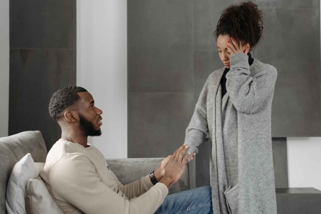 5 signs you suffer from the fear of intimacy