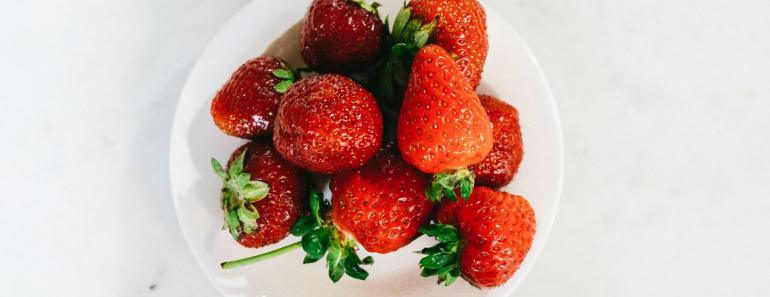 ways to add strawberries to your diet
