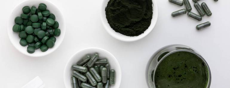 What are the health benefits of spirulina