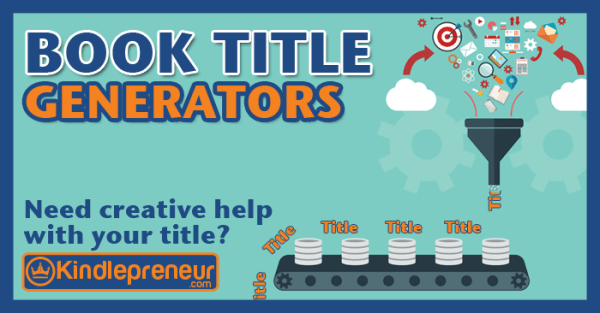 Book Title Generators List of the best free book name