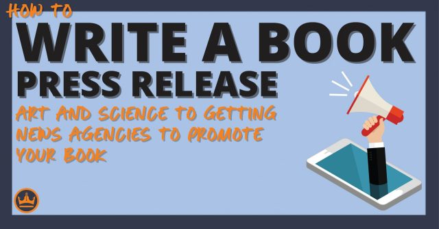 How to Write a Book Press Release Like a Pro!