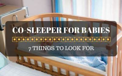 Best Co-Sleeper: 7 Things You Need to Look For!