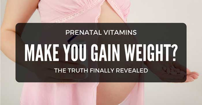 Do Prenatal Vitamins Make You Gain Weight: Finally, The Truth! - Kind Mommy