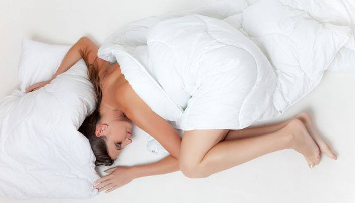 Cooling Pillow Sleeping Habits