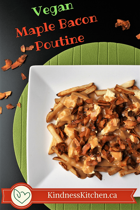 Maple Bacon Poutine Vertical