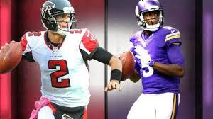 Falcons vs Vikings
