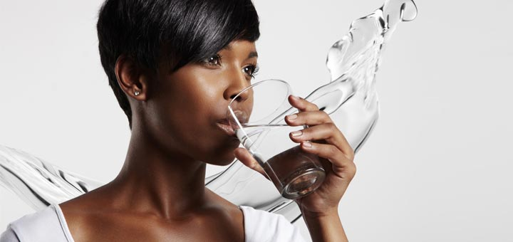 Does drinking more water make your skin more hydrated?