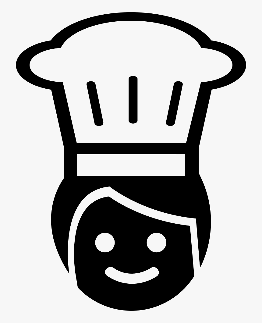 Chef Icon Png : Transparent, Chef