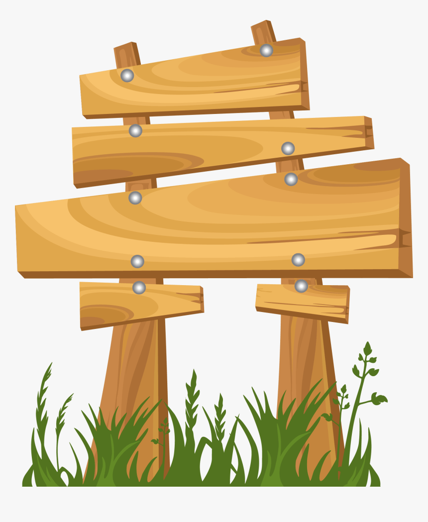 Wood Vector Png : vector, Wooden, Signs, Vector,, Download, Kindpng
