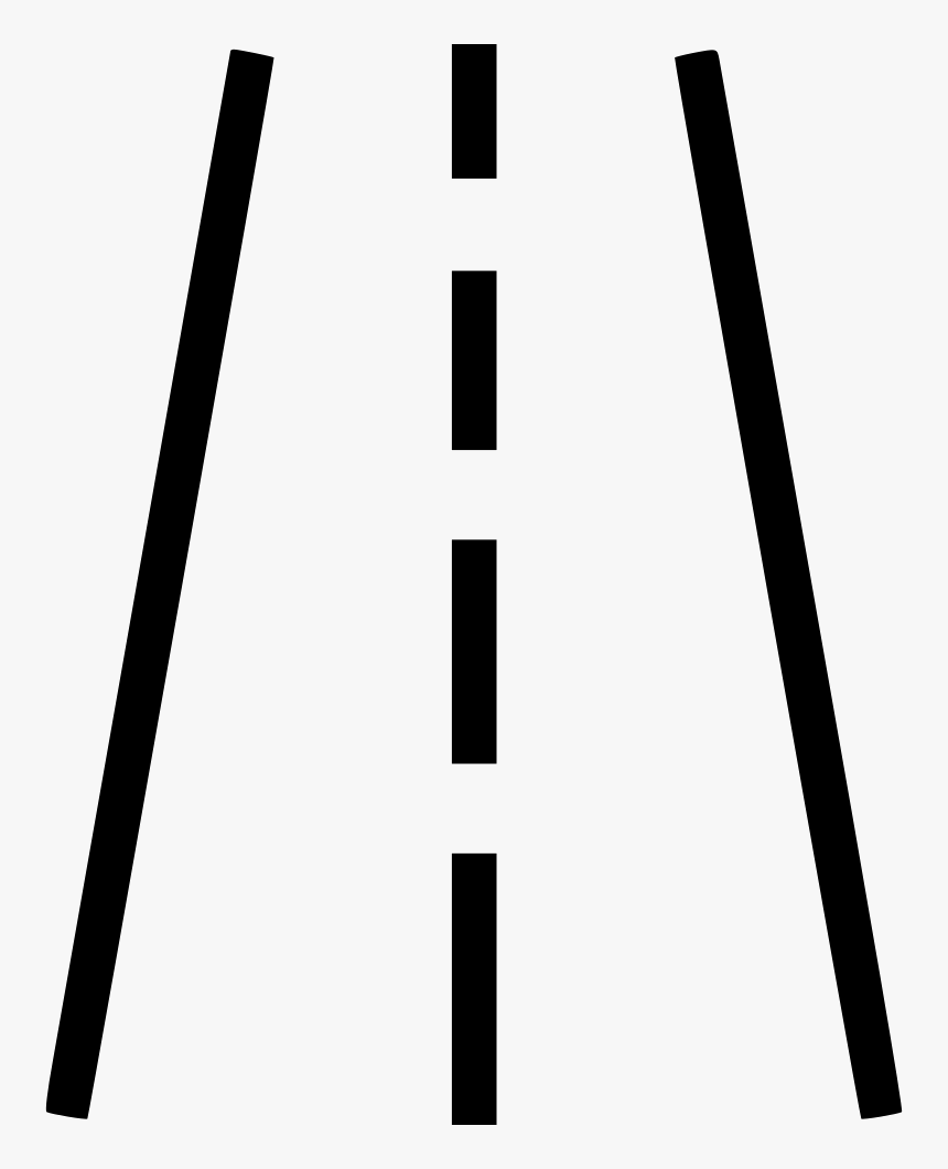Road Clipart Black And White : clipart, black, white, Highway, Street, Avenue, Boulevard, Traffic, Comments, Clipart, Black, White,, Download, Kindpng