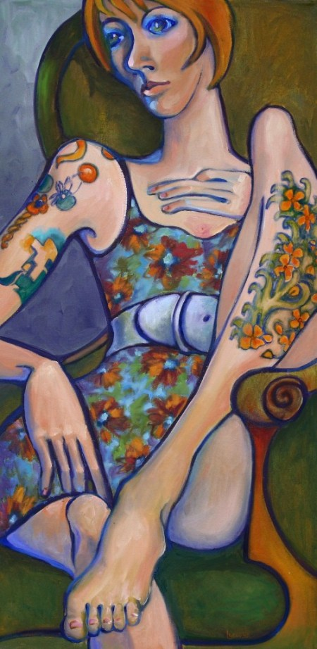 Art on Art by Lucinda Hayes
