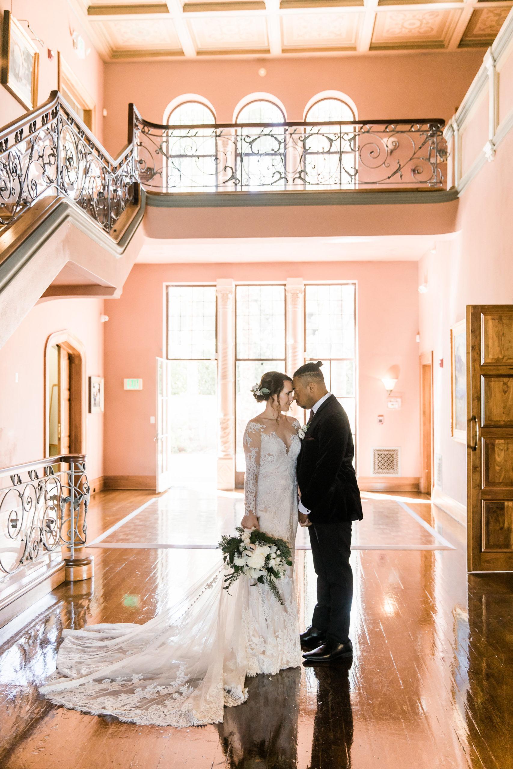The Maxwell House wedding