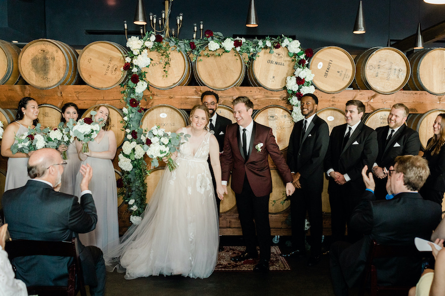 small wedding at Madera Kitchen