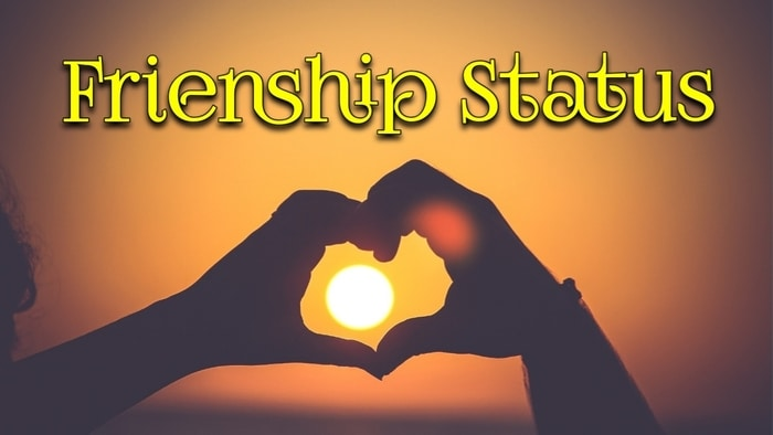Friendship Status In Hindi | Best Friend Forever Status