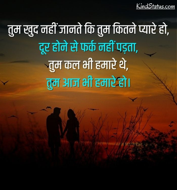 sad love quotes in Hindi for girlfriend and wife