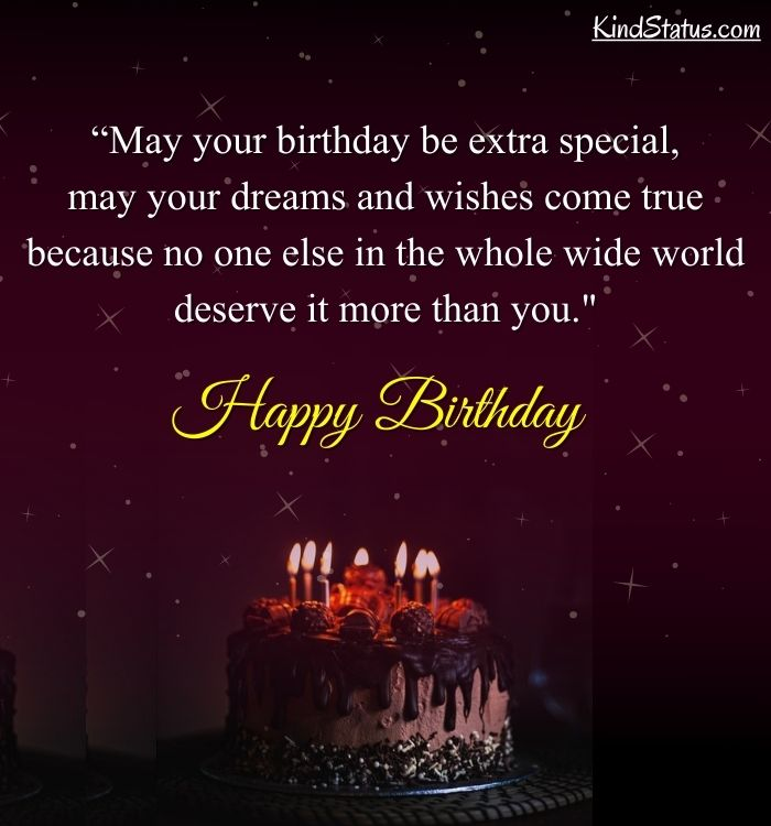 simple birthday wishes