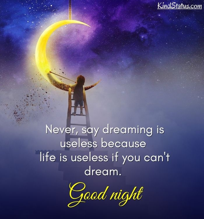special good night quotes
