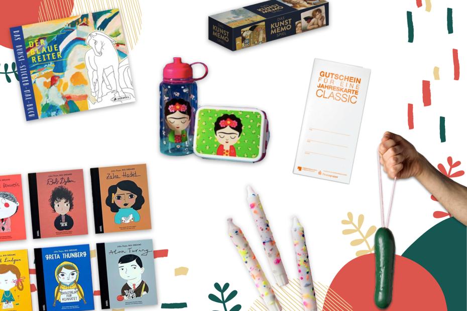Weihnachtsgeschenke Geschenkideen Kunstgeschenke artsy christmas presents gifts Ideen Weihnachten Geschenke für Kunstliebhaber