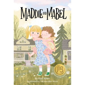 Maddie and Mabel Book Cover