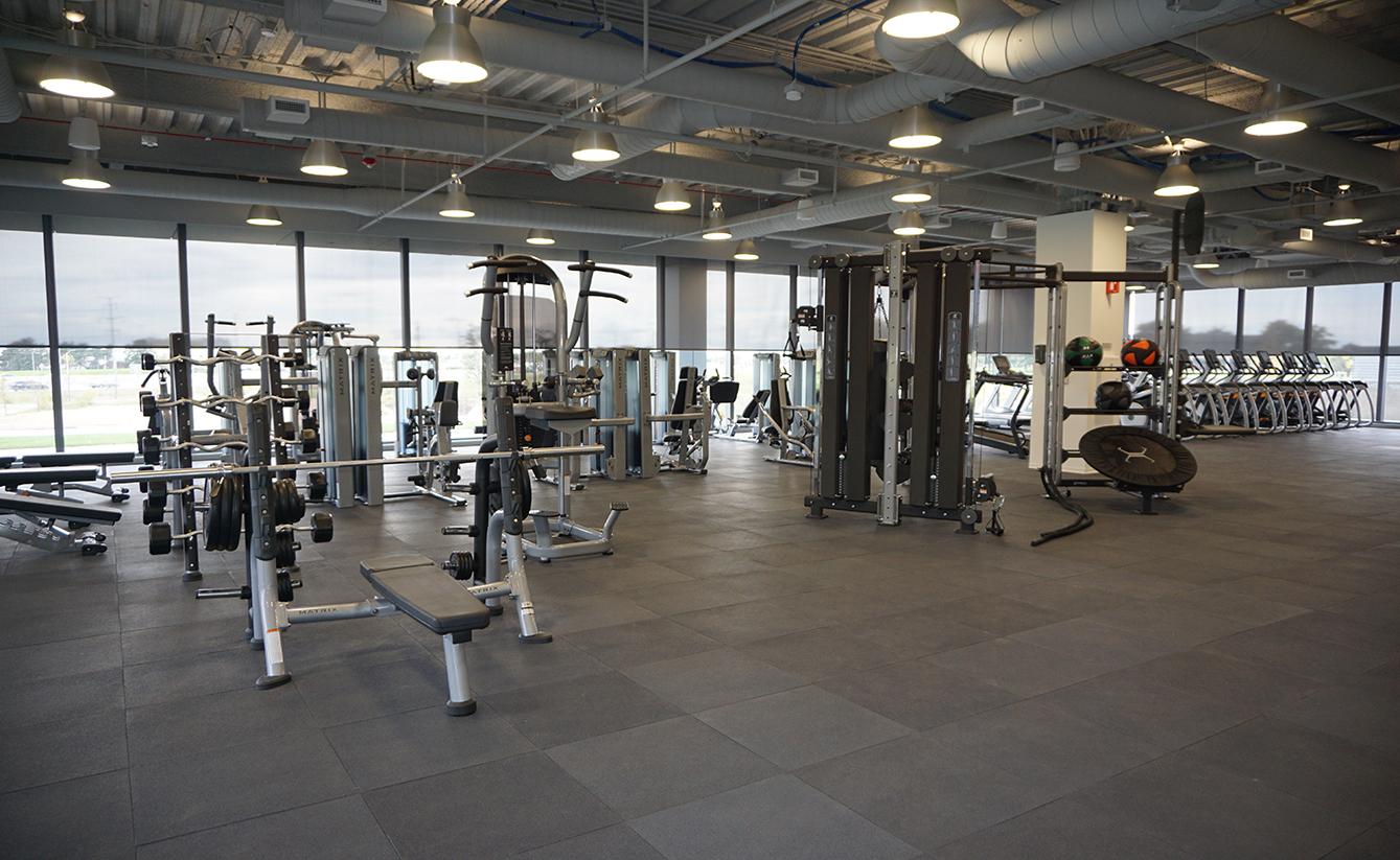 Fitness Center Design  Kinema Fitness